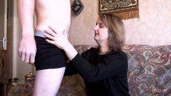 Vídeo de coroa fodendo com ex namorado