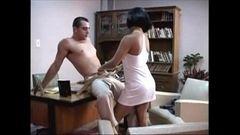 Enfermeira gostosa transando no trabalho
