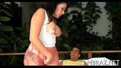 Soraya Carioca dando pra o gordinho