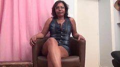 Primeiro porno da coroa brasileira tesuda